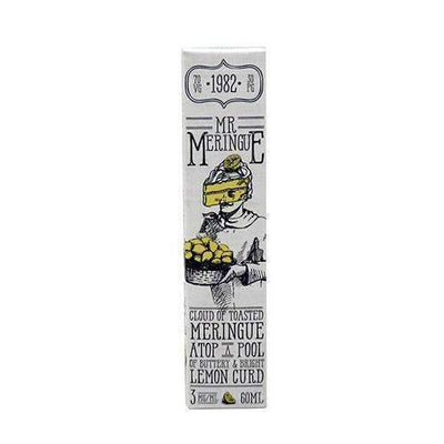 Mr Meringue Eliquid 60ml