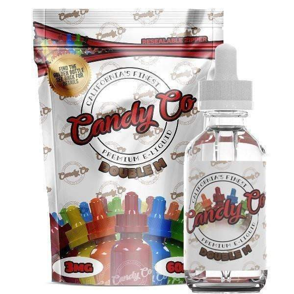 Double M Ejuice by Candy Co Eliquids 60ml