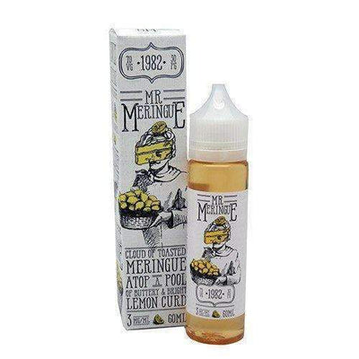 Mr Meringue E-Liquid 60ml