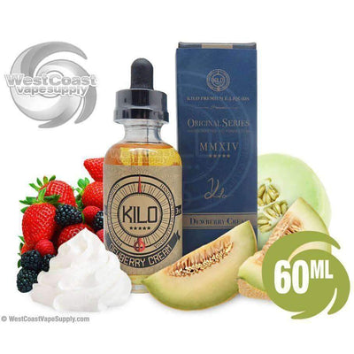 Dewberry Cream Ejuice by Kilo Original Series 60ml