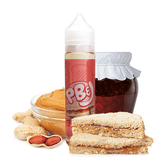 Strawberry PB&J Ejuice by Snap Liquids 60ml