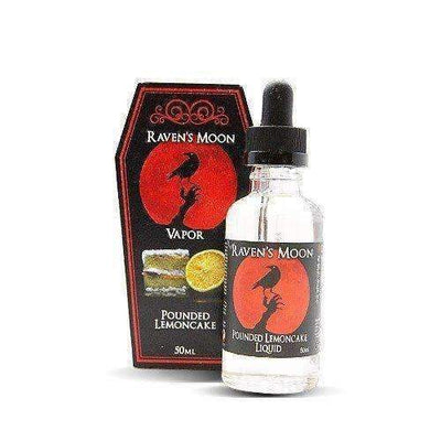 Pounded Lemoncake by Ravens Moon Vapor 50ml