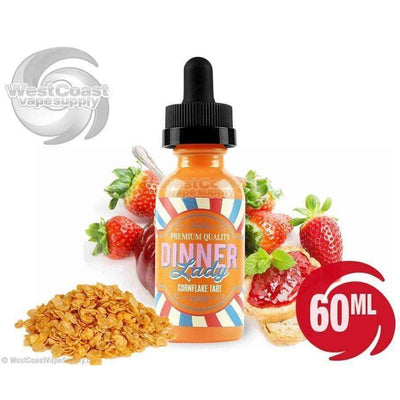 Cornflake Tart Ejuice by Dinner Lady 60ml