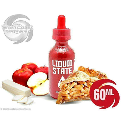 Apple Butter by Liquid State 60ml