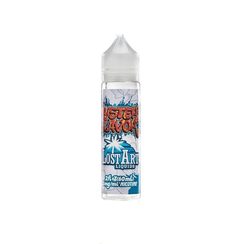 Mystery Flavor Ejuice by Lost Art 60ml