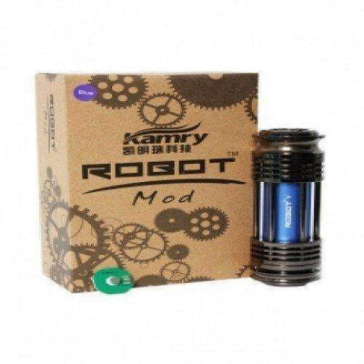 Robot V Mechanical Mod Blue by Kamry
