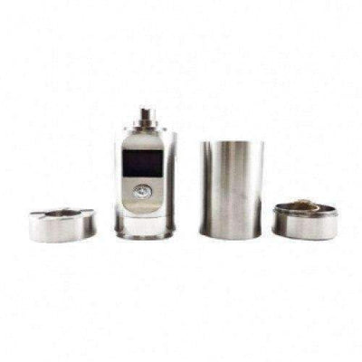 Seven-22 22w Variable Wattage 26650 Vaporizer Stainless Steel