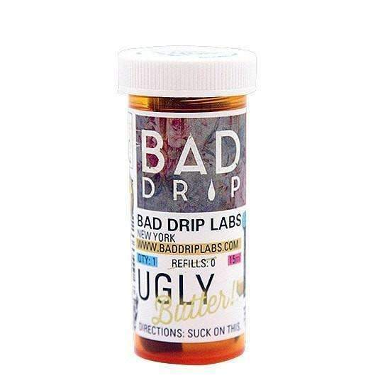 Ugly Butter Ejuice by Bad Drip 60ml