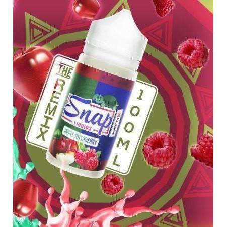 The Remix Apple Raspberry by Snap Liquids 100ml