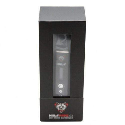 Wulf Vape SX Digital Portable Herb Vaporizer Black