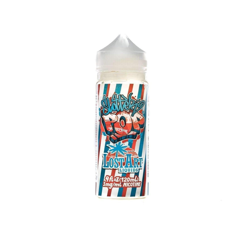 Slotter Pops Ejuice by Lost Art 120ml