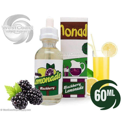 Blackberry Lemonade Ejuice by Vape Lemonade 60ml