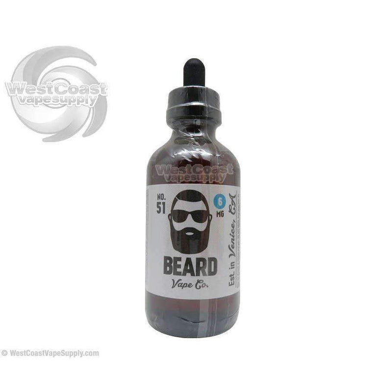 No. 51 Ejuice by Beard Vape Co 120ml