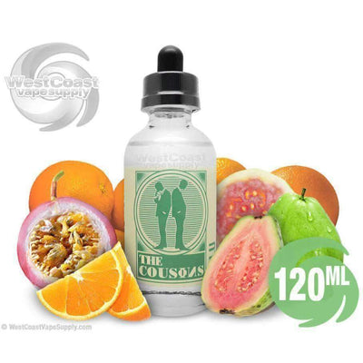 LuLu Ejuice by The Cousins Eliquid 120ml
