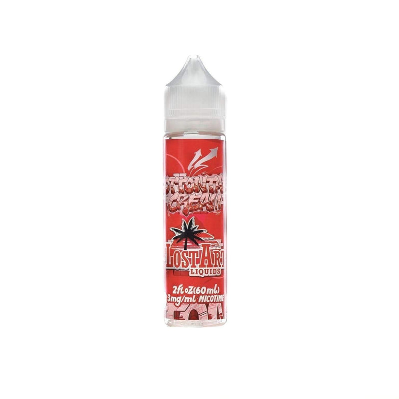 Cottontail Cream Ejuice by Lost Art 60ml