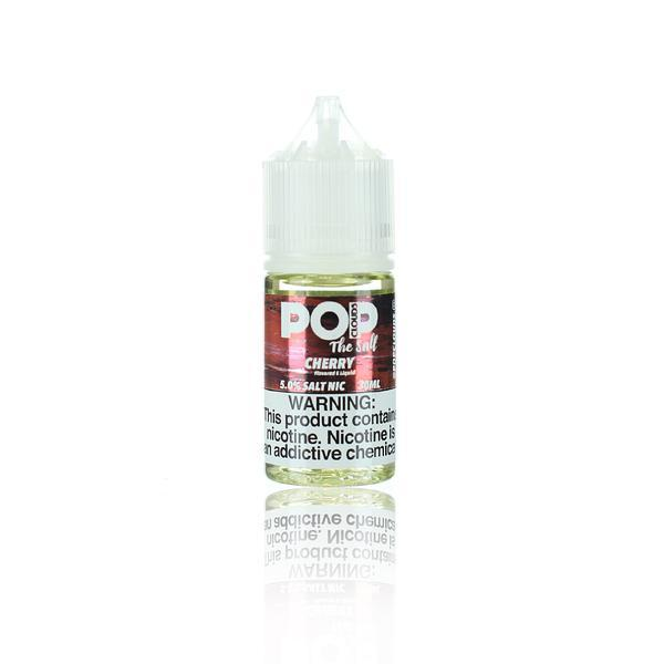 Pop Clouds The Salts Cherry Candy ⋆ Nicotine Salts ⋆ 12 99