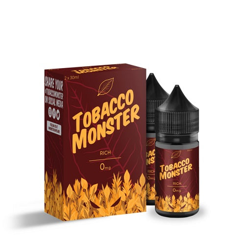 Rich Double Box by Tobacco Monster 30ml