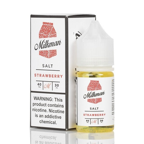 The Milkman Salt Strawberry 30ml