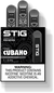 STIG Pods Cubano 3-Pack (Disposable Vape Pods)