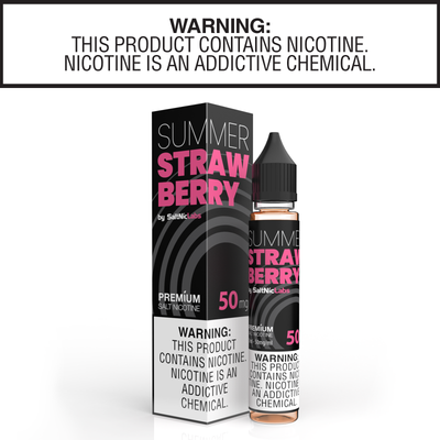 Summer Strawberry by VGOD Salt Nic Collection 30ml
