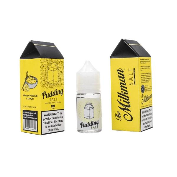 Pudding by The Milkman Salt 30ml