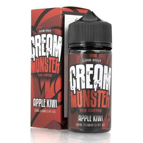 Apple Kiwi by Cream Monster E-Liquid 100ml