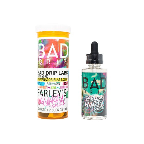 Farley's Gnarly Sauce Ejuice By Bad Drip 60ml