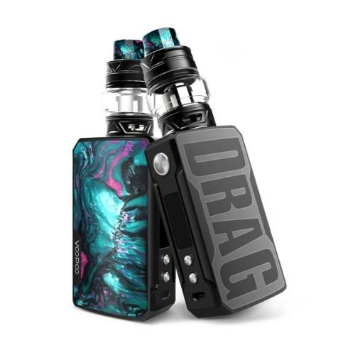 VooPoo Drag 2 Starter Kit with Uforce T2 Tank ⋆ In Stock