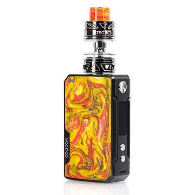 VooPoo Drag Mini Starter Kit Lava Color