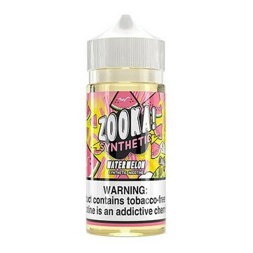 Watermelon TFN Zooka! Synthetic by Sour Straws Kilo 100ml