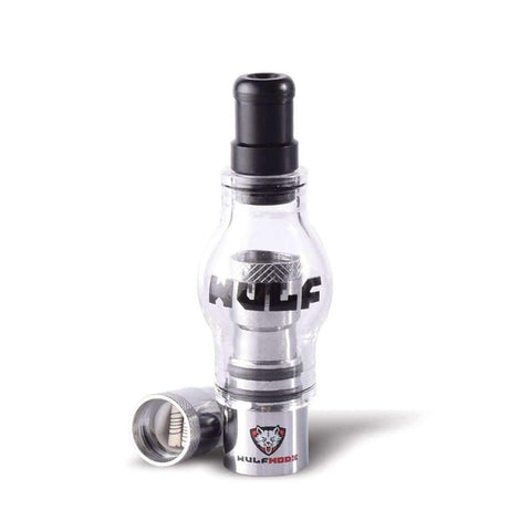 Ceramic Dual Coil Concentrate Dome Kit by Wulf Mods