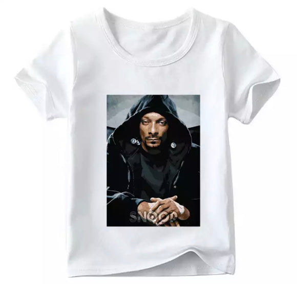 Matching family Snoop  tee- Adult and children