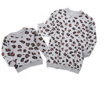 Leopard Knit - Matching family mummy & me / Available seperate - nixonscloset