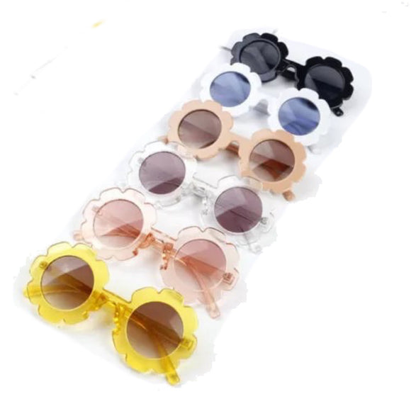 Flower Sunglasses - nixonscloset