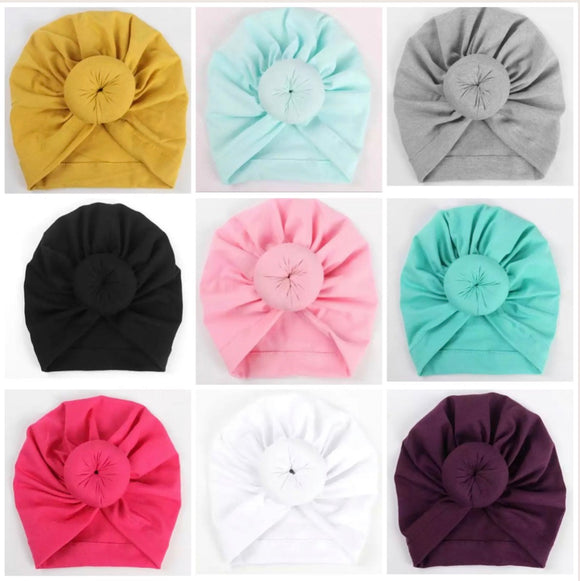 Top Knot Turban - nixonscloset