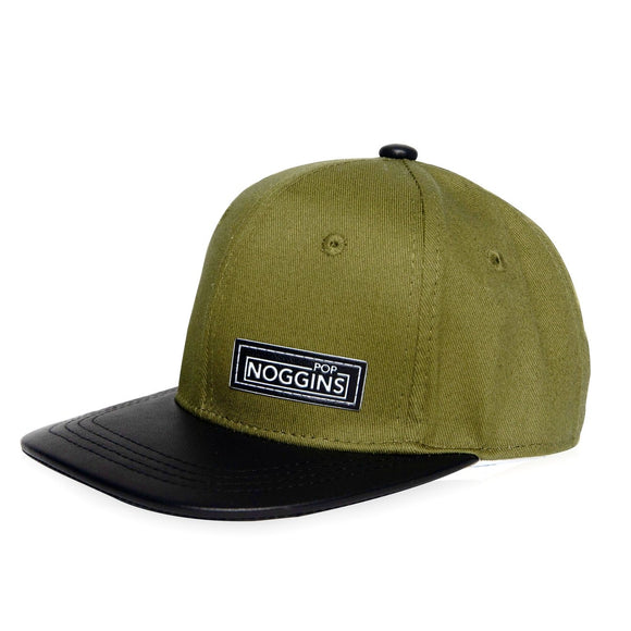 Hood SnapBack Hat - Knogins the brand - nixonscloset