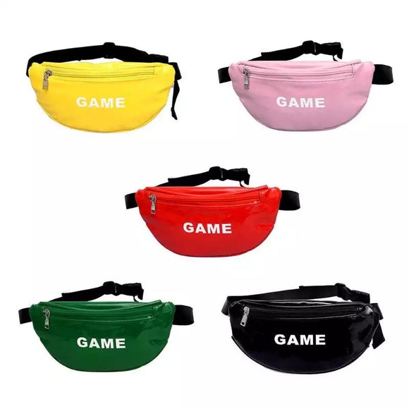 Game Bum Bag - 4 Colours - nixonscloset