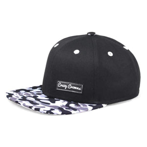 Snow SnapBack hat | Cruzy Crowns