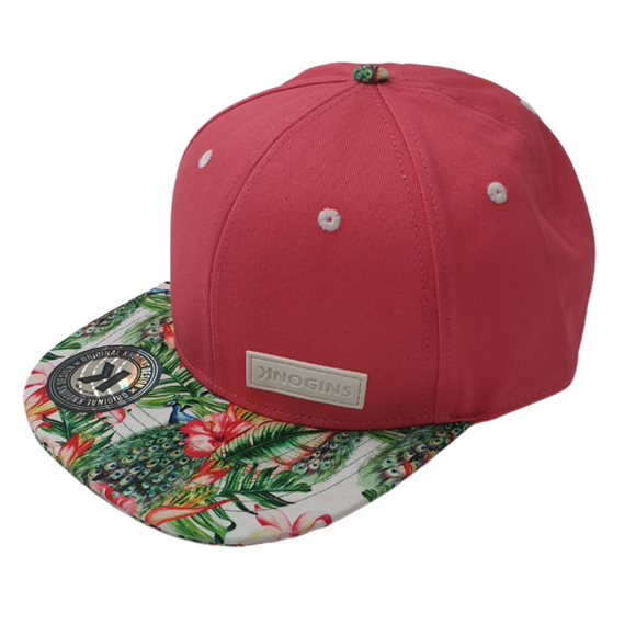 Tropix SnapBack Hat - Knogins the brand