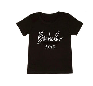 Bachelor 2040 tee  | Mlw by design