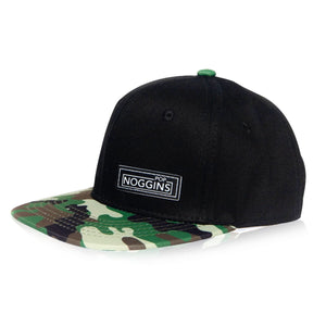 Toy Soldier SnapBack Hat - Knogins the brand - nixonscloset