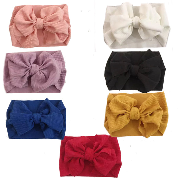 Headwrap | 8 colours-  large oversized headband - nixonscloset