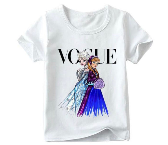 Vogue Tee - Else & Anna - nixonscloset