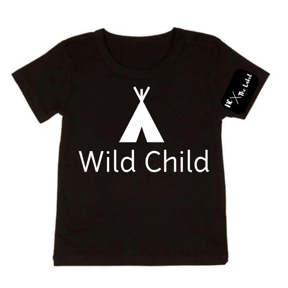 Wild Child Tee - NC X The Label