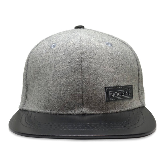Hide and Sheep SnapBack Hat - Knogins the brand - nixonscloset