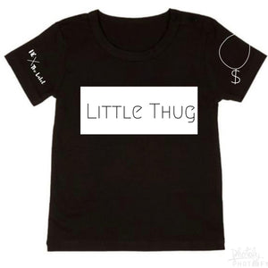 Thug Life Tee  - NC X The Label - nixonscloset