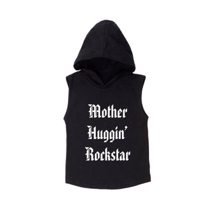 Mother huggin' rockstar | White or Black  - mlw by design. - nixonscloset