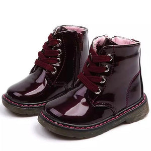 Candy Pop Boots - Candy Apple - nixonscloset