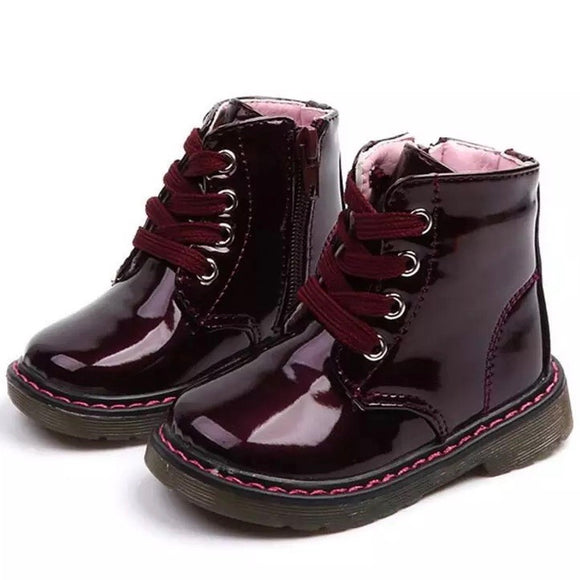 Candy Apple Candy pop boots - nixonscloset