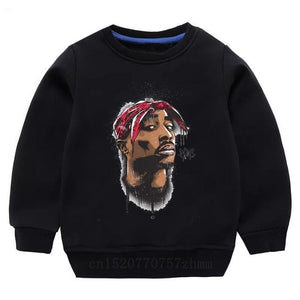 Tupac Sweater - Black Bandana - nixonscloset
